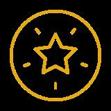 orange star icon